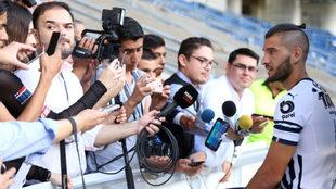 Nicolás Sánchez sabe que tienen equipo para vencer a cualquiera