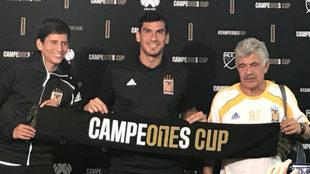 Los Tigres quieren el primer título de la Campeones Cup.
