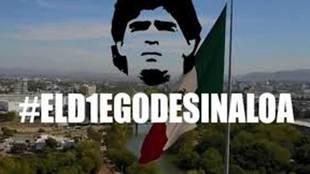 El Diego de Sinaloa, el corrido dedicado a Maradona