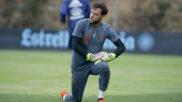 Sergio Álvarez es, para Mohamed, el portero titular del Celta.