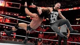 Dean Ambrose, estrella de la WWE