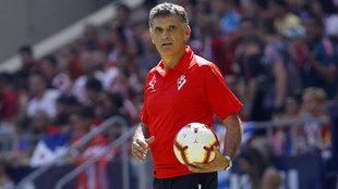 Mendilíbar tiene buenas noticias y recupera a gran parte de los...