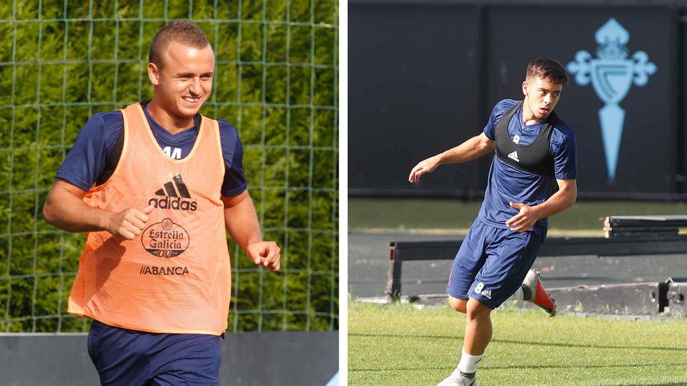 Lobotka se encuentra cómodo jugando junto a Fran Beltrán.
