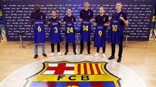 Los fichajes del FC Barcelona: Singleton, Pangos, Kuric, Pustovyi,...