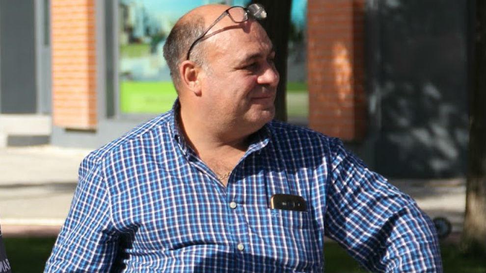 Jesús Rodríguez Magro, el año pasado.