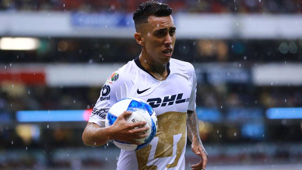 Martín Rodríguez se quedará en Pumas definitivamente