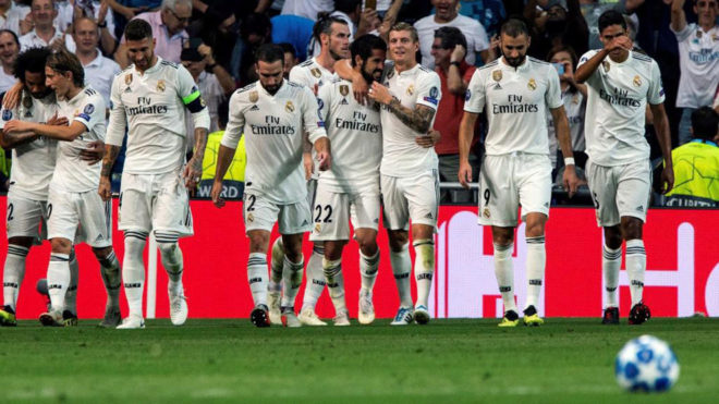 Madrid will not play La Liga game in the USA , insists Perez