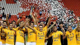Tigres consiguió un nuevo título.