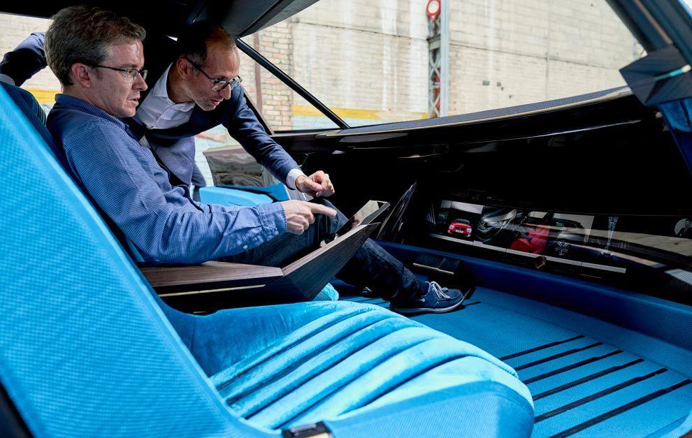 Peugeot E Legend Concept Regreso Al Futuro De La Mano Del 504 Coupe