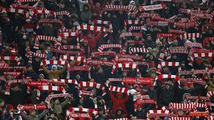 El último triunfo europeo del Athletic se logró el pasado febrero en...
