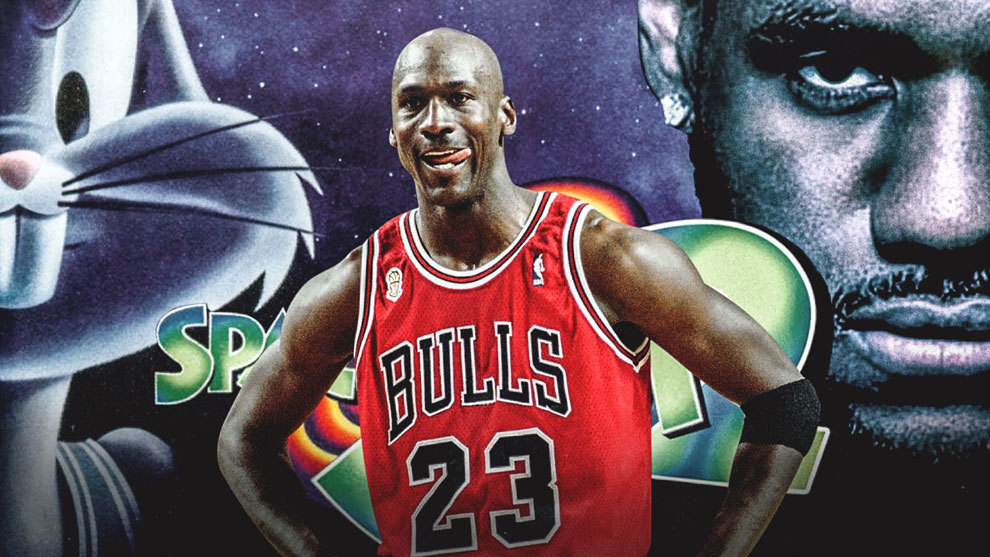 NBA: Michael Jordan, ¿el bombazo definitivo de LeBron James y 'Space Jam 2'? - Marca.com