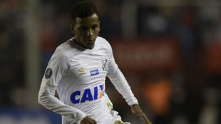Rodrygo will arrive at Real Madrid in June 2019.