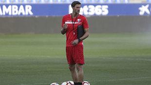 Leo Franco espera que el Huesca vuelva a la senda de la victoria.