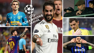 Conclusiones de la primera jornada de Champions