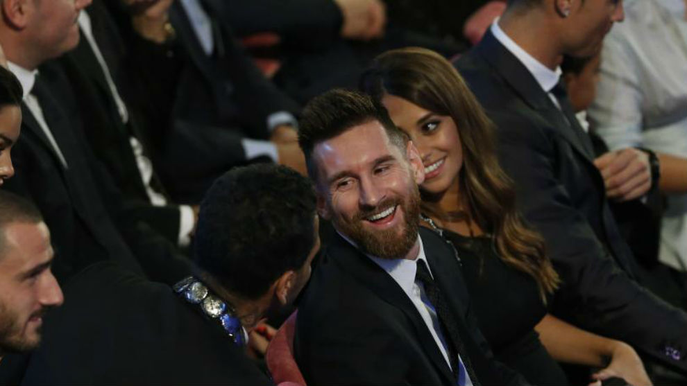 Messi will attend The Best awards ceremony