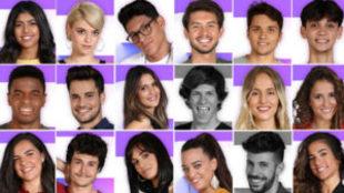 Te presentamos a los 16 concursantes de OT 2018