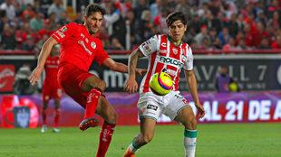 Santiago García tiene una cuenta pendiente con los Rayos.