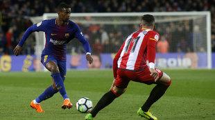 El partido entre Girona y Barcelona en Estados Unidos sigue en el...