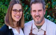 Perfecto Rocher y su mujer Alia Zaine, dueños del exclusivo...