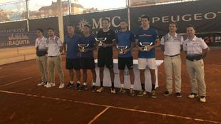Campeones y finalistas en dobles del Villa de Madrid