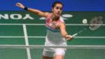 Carolina Marín en semifinales del Abierto de China, en directo