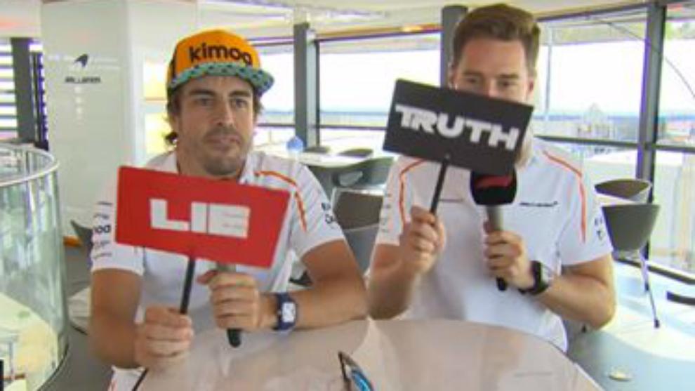 Alonso y Vandoorne