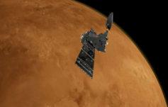 La radiación de Marte, serio problema para los astronautas