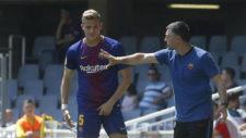 UB Conquense-FC Barcelona B, en directo