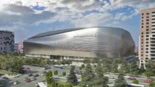 Las cinco claves del Santiago Bernabéu 2.0