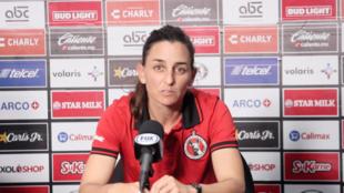 Carla Rossi habla de lo que espera el equipo en el cierre de la...