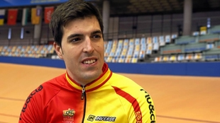 Juan Peralta, en una entrevista antes de los Juegos de Río 2016.