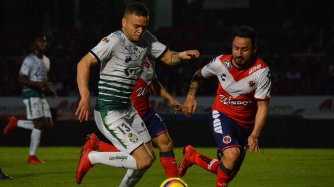 Santos Laguna vs Veracruz | Liga MX, jornada 10 — Partido en vivo