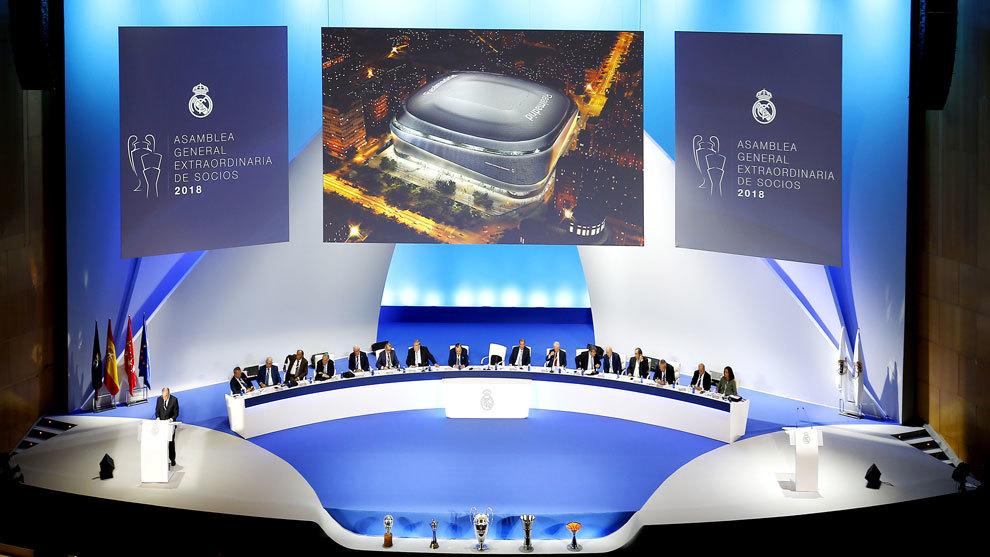 Real Madrid aprueba el remozamiento de su mítico estadio Santiago Bernabéu