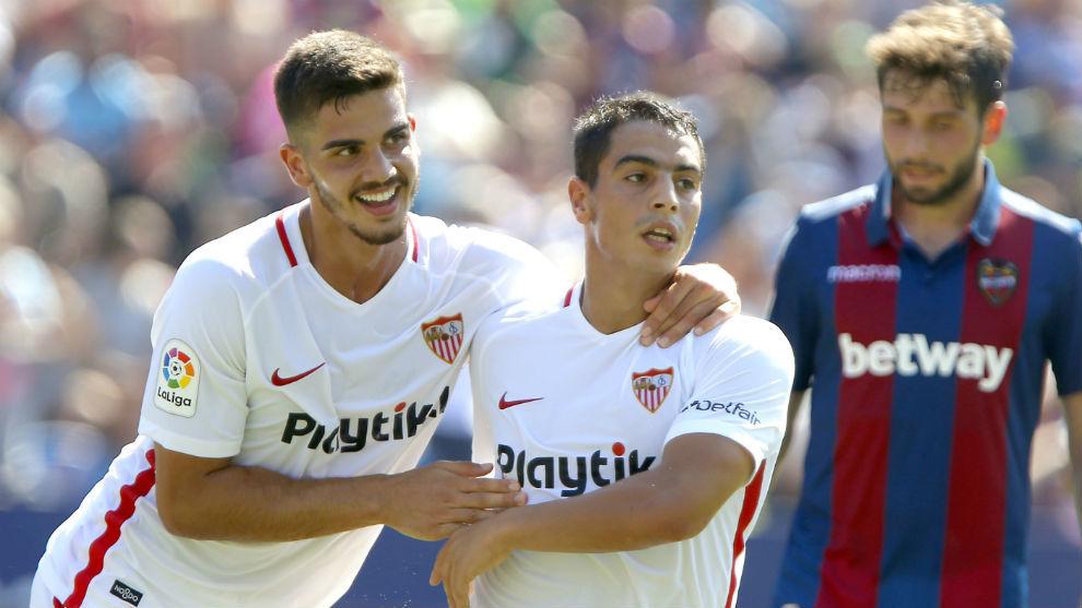 Đội hình tiêu biểu vòng 5 La Liga: Sao Sevilla hất văng Messi