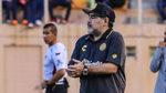 """Maradona, molesto con el arbitraje mexicano: """"Llevaré mi informe a la FIFA"""""""