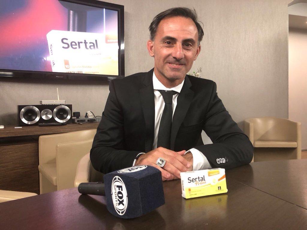 Diego Latorre.