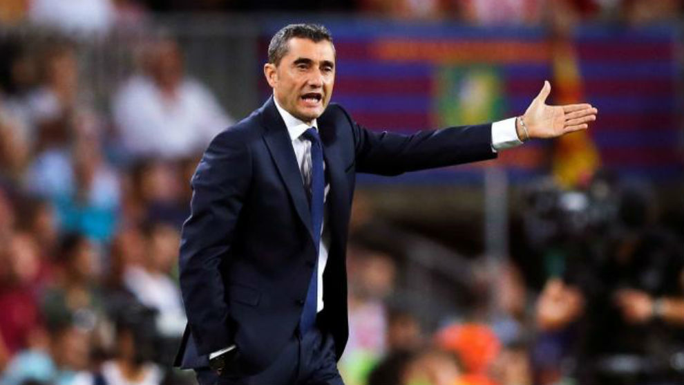 Valverde Lebih Waspadai Ancaman Atletico Ketimbang Real Madrid