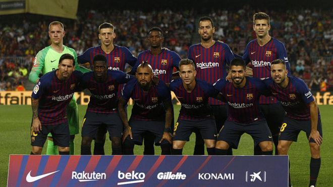 Kết quả Barcelona 2 -2 Girona: Pique làm, Pique phá
