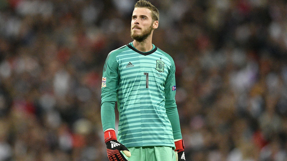 the best fifa 2018 de gea voted as the best goalkeeper in the world