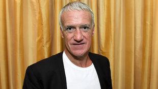 Deschamps, junto a Zagallo y Beckenbauer, único en haber ganado el...
