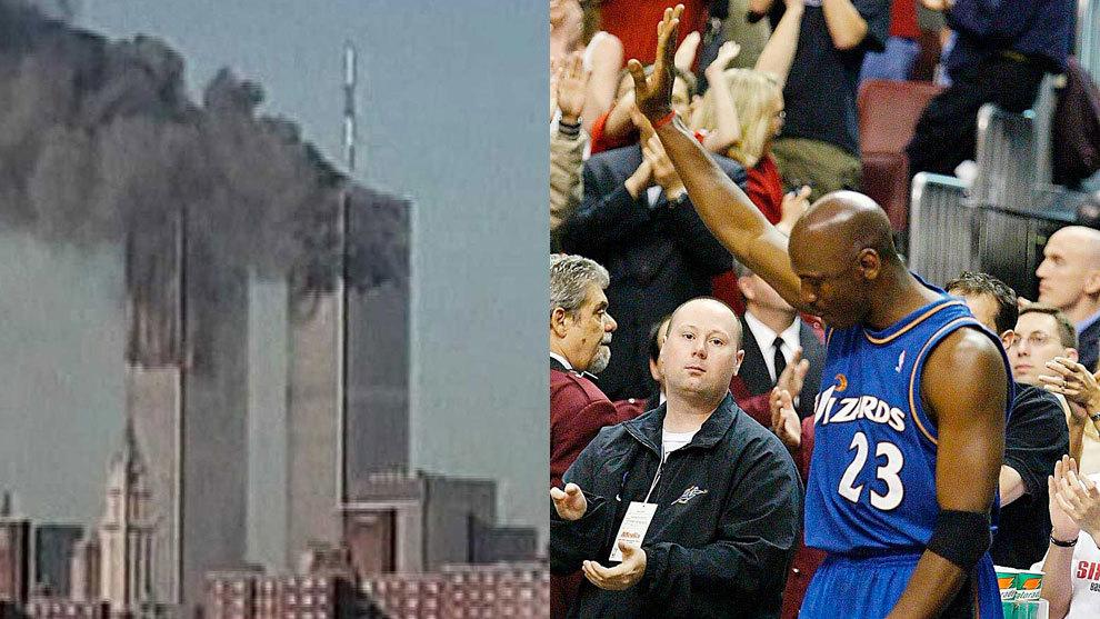 NBA: El regreso de Michael Jordan y su particular tributo a las ...