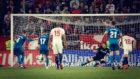 Ramos ha marcado tres goles sus últimas cuatro visitas al...