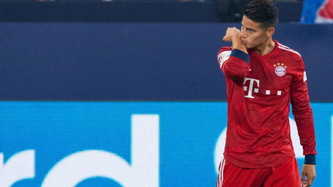 84da2470799 Bundesliga: Bayern Munich to seal James Rodriguez transfer | MARCA ...