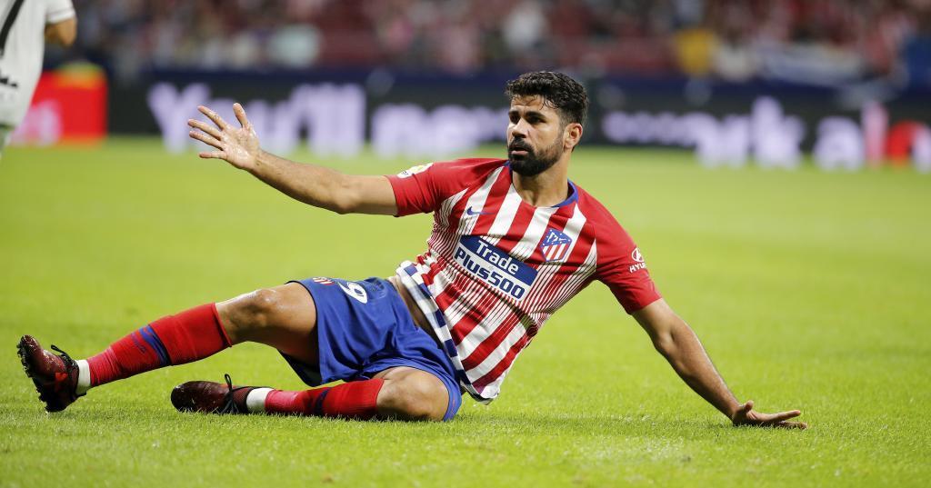 LaLiga Santander - Real Madrid vs Atletico Madrid: Diego