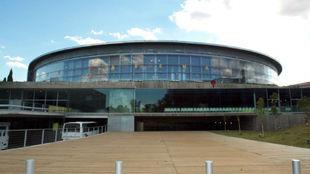 Panorámica del Madrid Arena.