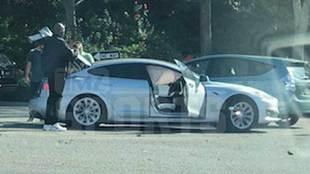 Kobe Bryant, testigo de un accidente de circulación en Newport Beach
