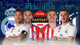 Cuatro jugadores llamados a estar en el Top 10 de LaLiga Fantasy...