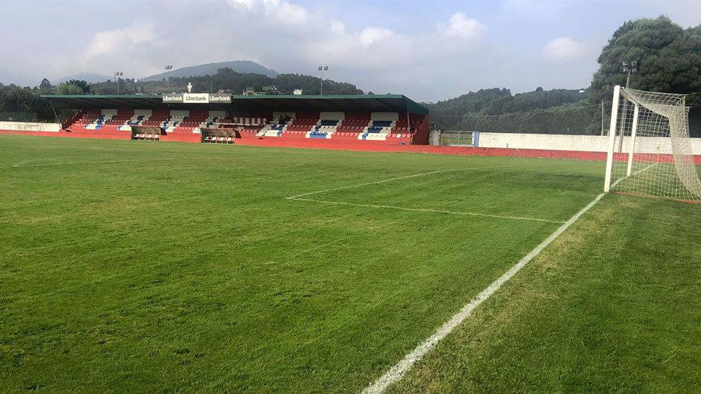 Campo del Navia CF.