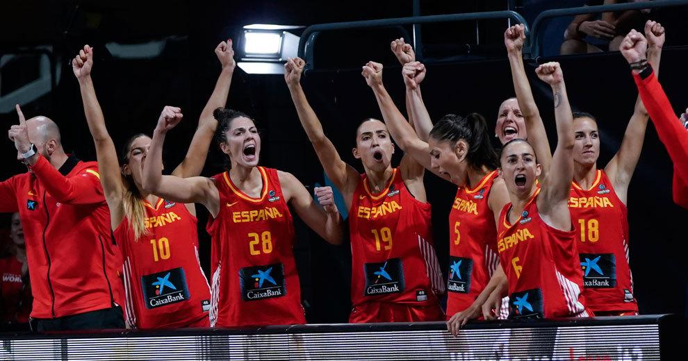 Mundial Femenino de baloncesto 2018: Resumen y resultado del Canadá ...