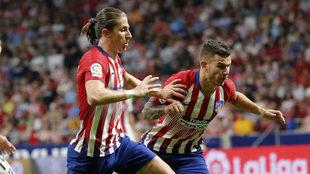 Alineación del Real Madrid vs Atlético de Madrid en el Derbi:
